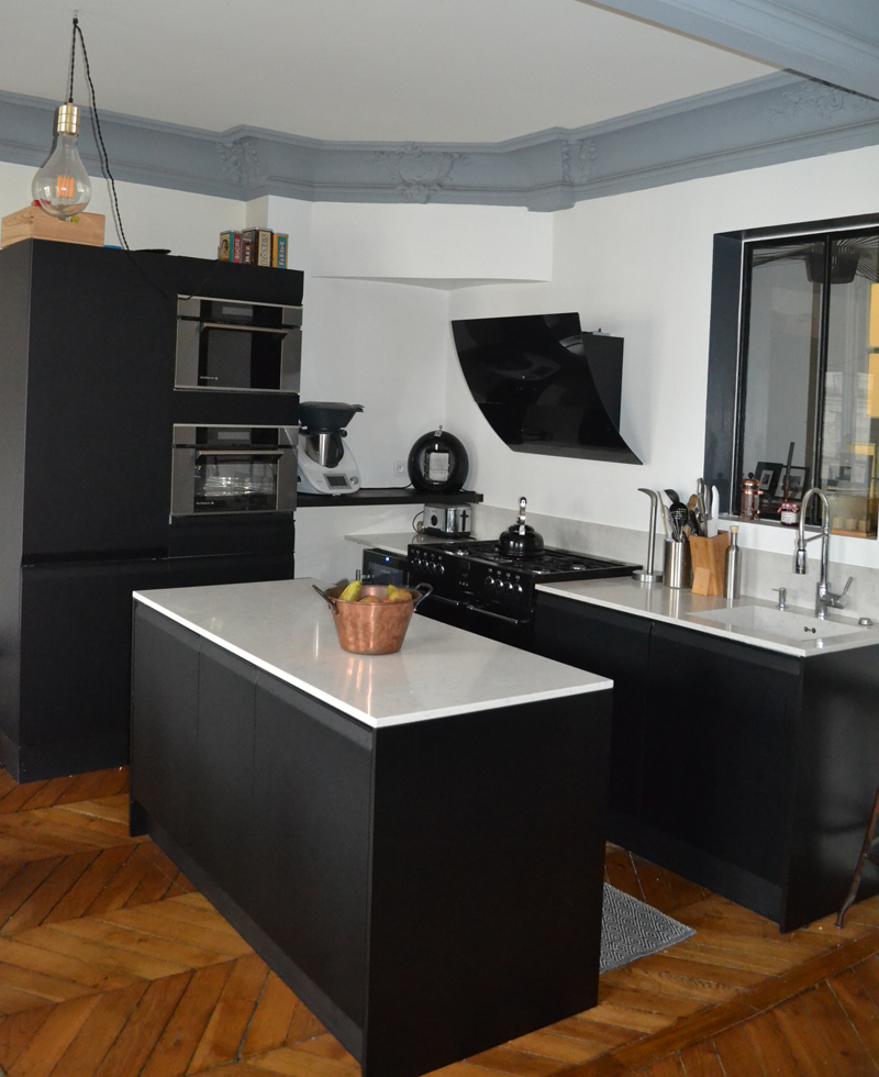 Interior decorator and interior designer in Paris